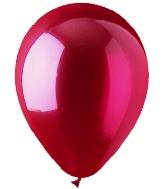 """5"""" Crystal Red Latex 100 Per Bag"""