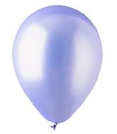 """5"""" Pearl Lilac Latex 100 Per Bag"""