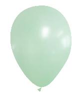 "12"" CTI Brand Matte Pistachio Latex Balloons (100 Per bag)"