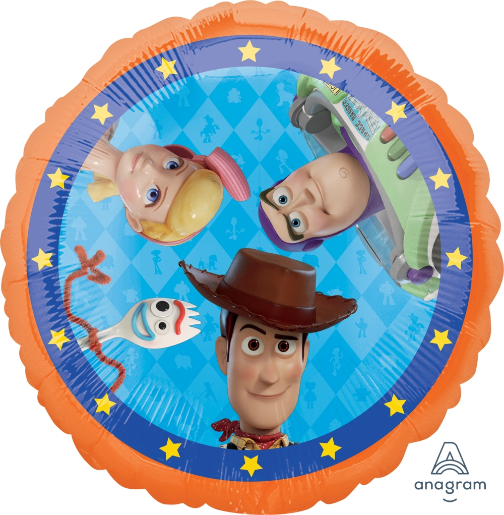 """18"""" Toy Story 4 Foil Balloon"""