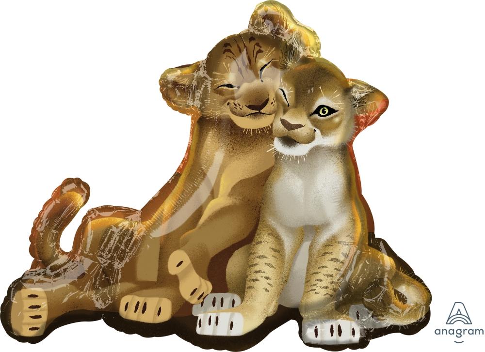 Jumbo Lion King Foil Balloon