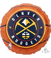 "18"" Denver Nuggets Foil Balloon"