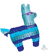 "33"" Battle Royal Llama Foil Balloon"