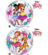 "22"" Disney Fancy Nancy Bubble Balloon"