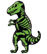 "41"" Foil Shape Balloon T-Rex Dinosaur"