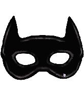 "45"" Foil Shape Balloon Bat Mask"
