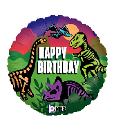 "18"" MAX Float Balloon Jurassic Birthday"
