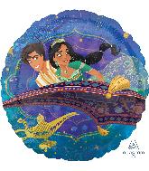 "18"" Aladdin Foil Balloon"