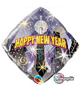 """18"""" New Year Party Countdown Balloon"""