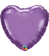 Qualatex Solid Colors Mylar Balloons