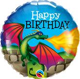 Dragon Balloons Mylar Balloons