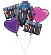 Bouquet Descendants 3 Foil Balloon