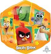 Jumbo Angry Birds 2 Foil Balloon
