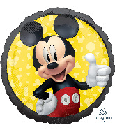 "18"" Mickey Mouse Forever Foil Balloon"