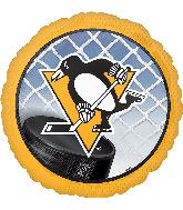 "18"" Pittsburgh Penguins Foil Balloon"