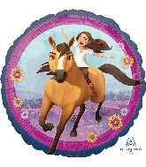 Spirit: Stallion of the Cimarron Mylar Balloons