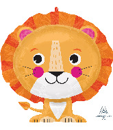 "24"" Lion SuperShape Foil Balloon"