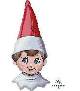 """38"""" Jumbo The Elf on the Shelf Foil Balloon"""