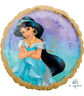 "18"" Jasmine Once Upon A Time Foil Balloon"