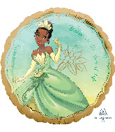 "18"" Tiana Once Upon A Time Foil Balloon"