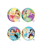 "16"" Orbz Princess Once Upon A Time Foil Balloon"