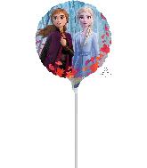 "9"" Airfill Only Disney Frozen 2 Foil Balloon"