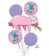 Sloth Balloons Mylar Balloons