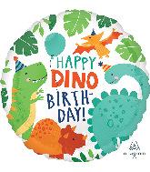 "18"" Dinomite Party Foil Balloon"