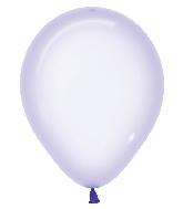 """5"""" Betallatex Latex Balloons Crystal Pastel Lilac"""