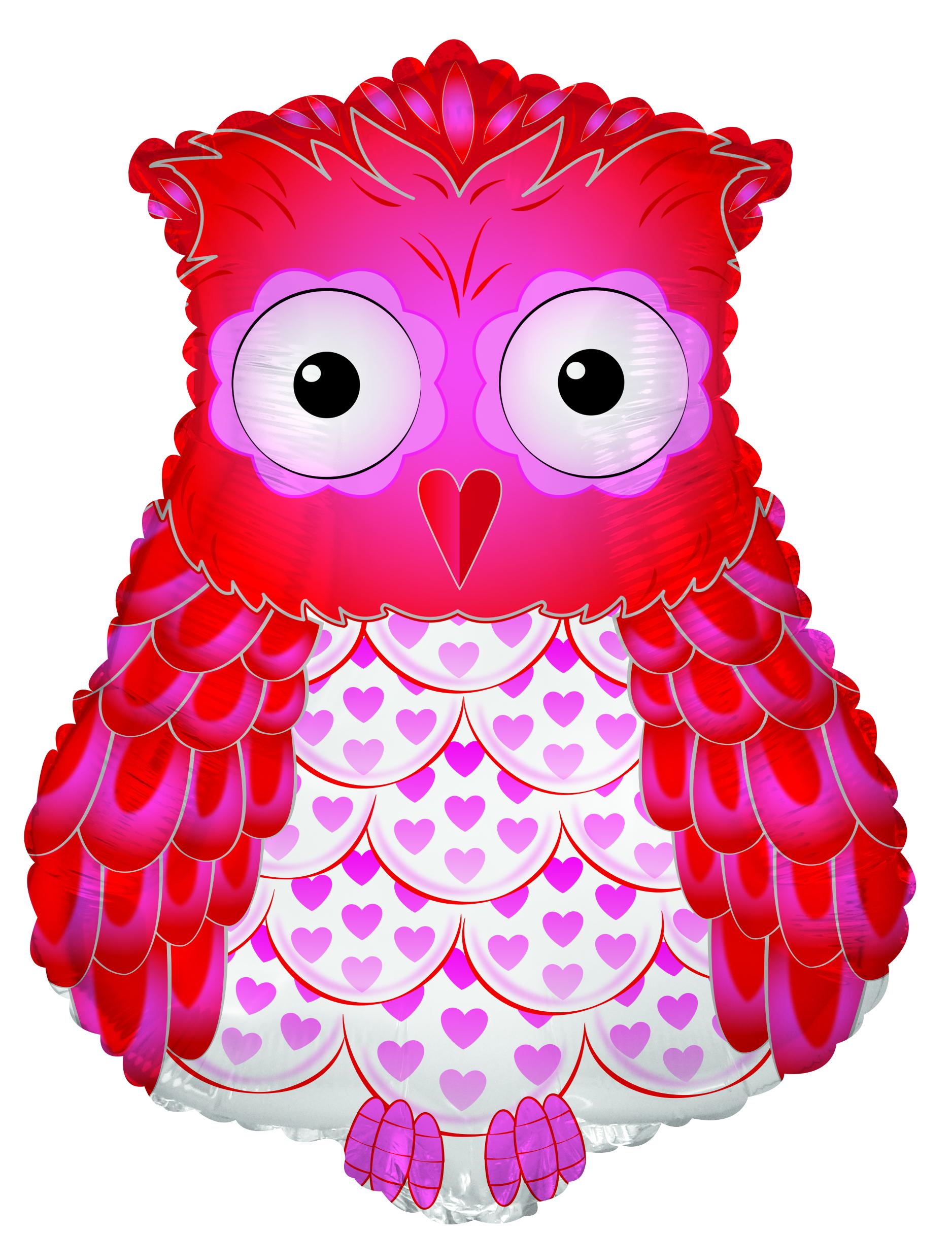 "24"" I Love You Owl"