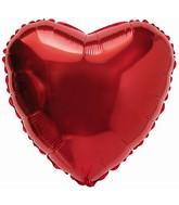 """18"""" CTI Brand Red Heart"""