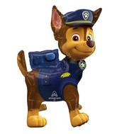"""24"""" Airfill Paw Patrol Chase Consumer Inflatable Foil Balloon"""