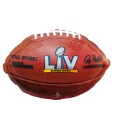 "31"" Super Bowl 55 SuperShape Foil Balloon"