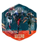 "23"" Hyperscape SuperShape Foil Balloon"