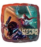 "18"" Hyperscape Foil Balloon"