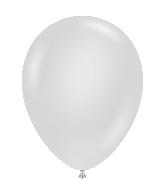 "24 ""Fog Latex Balloons 5 Count"