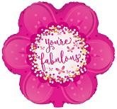 """17"""" You're Fabulous Foil Balloon"""