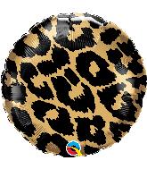 Leopard Balloons Mylar Balloons