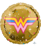 """18"""" Wonder Woman 2 Foil Balloon"""