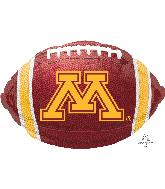 """17"""" University of Minnesota Foil Balloon"""