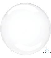 "11"" Crystal Clearz™ Petite Clear Crystal Clearz™ Balloon"