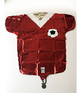 "30"" Custom Rugby Shirt Foil Balloon"