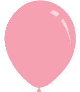 "12"" Pastel Baby Pink Decomex Latex Balloons (100 Per Bag)"