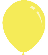 "12"" Pastel Ivory Decomex Latex Balloons (100 Per Bag)"