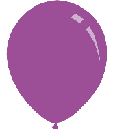 "5"" Metallic Lavender Decomex Latex Balloons (100 Per Bag)"