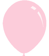 "5"" Pastel Taffy Pink Decomex Latex Balloons (100 Per Bag)"
