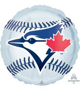 "18"" Toronto Bluejays Foil Balloon"