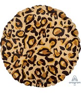 "18"" Leopard Print Animalz Foil Balloon"