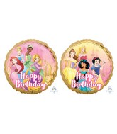 "18"" Princess Once Upon A Time Birthday Foil Balloon"