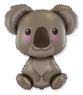"33"" Baby Koala Foil Balloon"